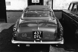 Back View of a Maserati 3500 GTI