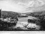 Miramichi Settlement on the Gulf of Saint Lawrence