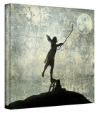 Reach for the Moon gallery-wrapped canvas