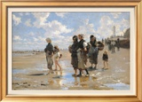 Oyster Gatherers of Cancale