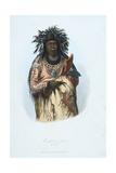 American Indian Engraving