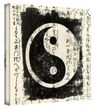 Tao gallery-wrapped canvas