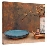 Zen Still Life Gallery-Wrapped Canvas