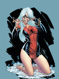 The Amazing Spider-Man No607 Cover: Black Cat