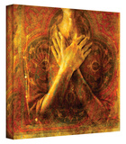 Honor Self gallery-wrapped canvas