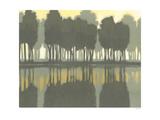 Lake at Dawn I