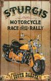 Sturgis Motorcycle Vintage