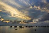 Sunset in Sabah  Malaysia1