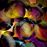 Abstract with Circles