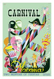 1948 Carnival Havana  Cuba - Two Months of Fiestas  February and March