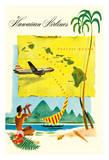 Hawai`i Route Map - Hawaiian Airlines