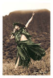 Primitive Hula - Hawaiian Hula Dancer