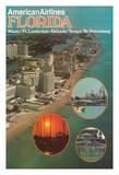 Florida - Miami Ft Lauderdale Orlando Tampa St Petersburg - American Airlines