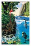 Island Harmony - Hawaiian Dolphins (Naia)