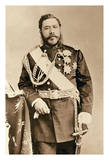 The Merrie Monarch - Hawaiian King David Kalkaua (Kalakaua) (1836-1891)