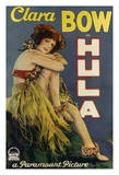 Clara Bow in Hula - Based on Hula  a Romance of Hawaii by Armine von Tempski