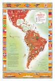 The Americas Served by Pan American Airways