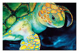 Timeless Wisdom - Hawaiian Green Sea Turtle (Honu)