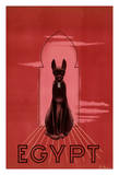 Egypt - Bastet (Bast) the Ancient Egyptian Black Cat Feline Goddess