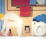 Bathtub Collage