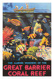 Queensland  Australia - The Marine Wonders of the Great Barrier Coral Reef