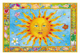 The Sun - Hawaiian Sun (L) Motif