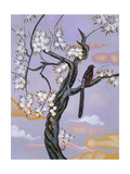 Asian Bird Illustration II