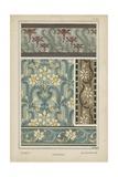 Nouveau Floral Design VI