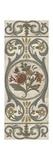 Tudor Rose Panel I