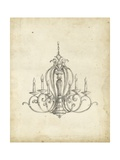 Classical Chandelier I