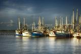 Ua Ch Shrimp Boats I