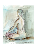 Watercolor Gesture Study II