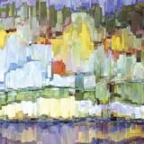 Glacier Bay IV Reproduction d'art par James Burghardt