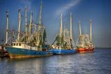 Ua Ch Shrimp Boats III
