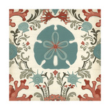 Coastal Damask II