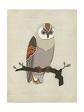 Chevron Owl I