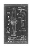 Aeronautic Blueprint IV