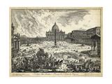Veduta Della Basilica Di S Pietro