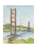 Plein Air Bridge Study II