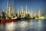 Ua Ch Shrimp Boats II