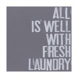 Fresh Laundry I