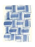 Macrame Blue VI