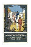 Pageant of Indiana Poster