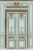 French Salon Doors I