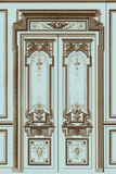 French Salon Doors II