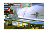 '56 Lincoln Continental