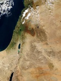 Israel and Portions of the Middle East