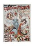 Fete Des Fleurs Poster
