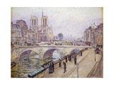 View of Notre Dame  Paris