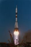 Launch of Soyuz T-13